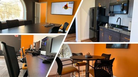 JAM Graphics New Office Wayne, NJ