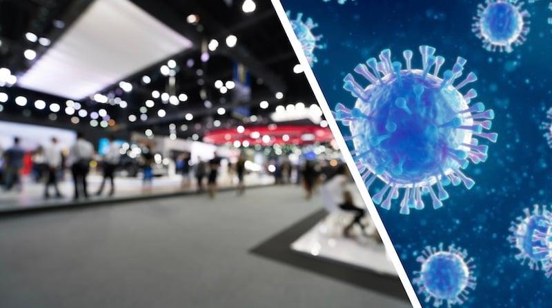 coronavirus tradeshow blues