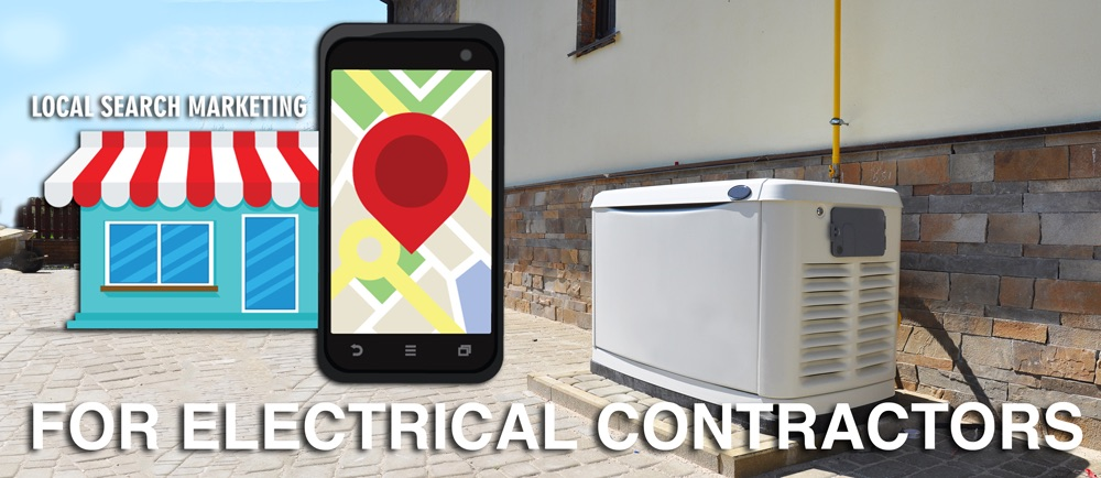 locel seo for electrical contractors